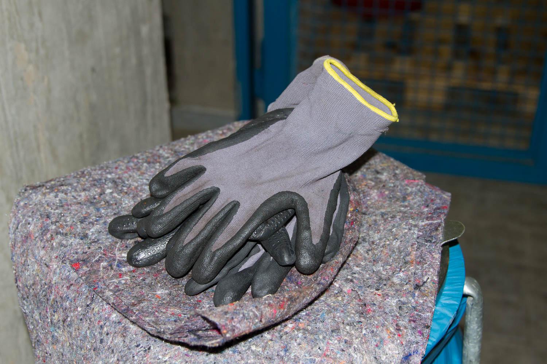 Handschuh 3