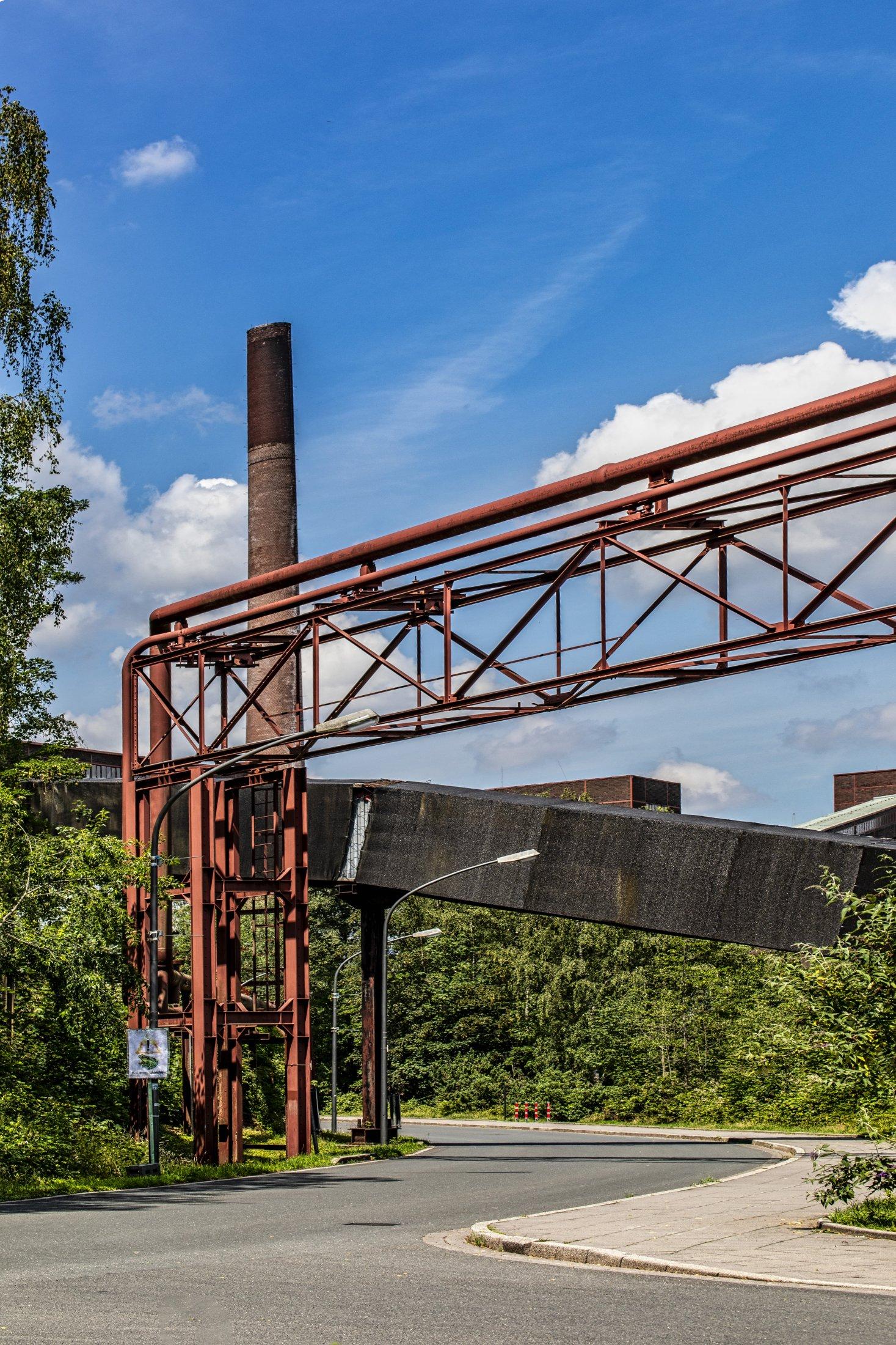 Rohrbrücke