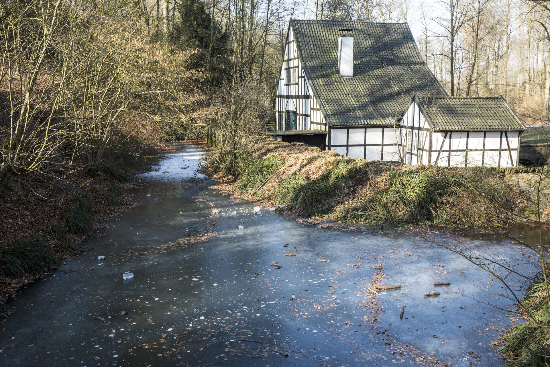 Kesselbach Essen-Margarethenhöhe