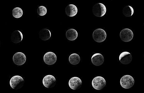 Mondphasen Sw