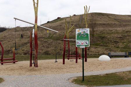 Spielplatz am Phönixsee