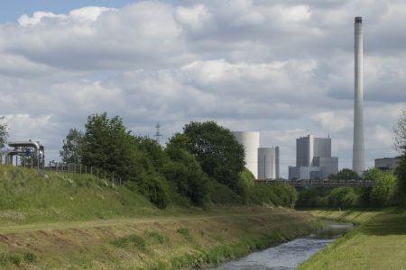 Kraftwerk Herne an der Emscher