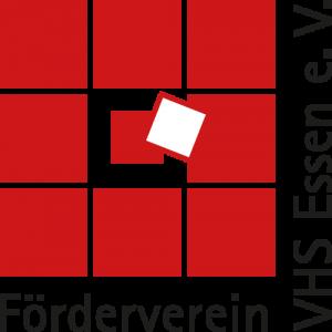 Logo Förderverein VHS Essen e.V.