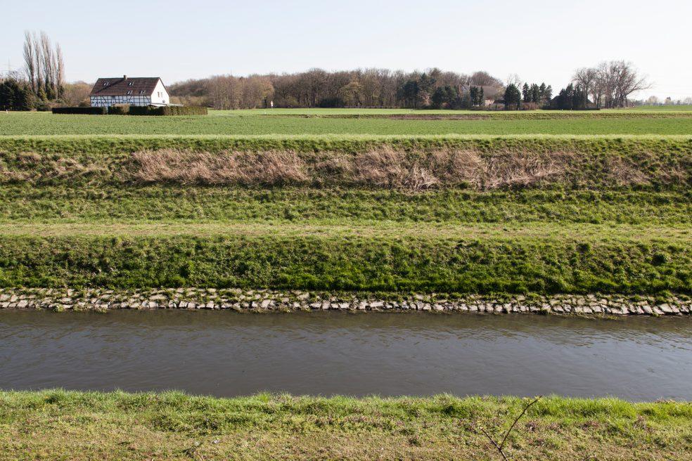 Parallen an der Emscher: Natur, Industrie und Siedlung